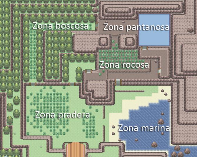Plano del Parque Compi