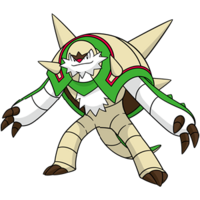 Chesnaught (dream world)