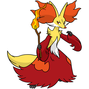 Delphox (dream world)