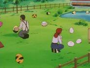 EP230 Recogiendo huevos