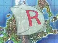 EP485 Bandera del Team Rocket