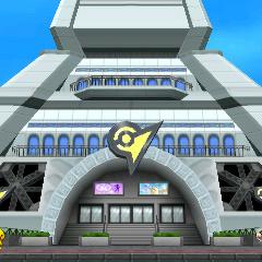 Al inicio del combate, empezará a los pies de la Torre Prisma...