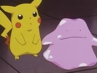 EP037 Pikachu y Ditto