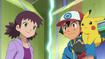 EP752 Quinto enfrentamiento (Ash vs Morishima)