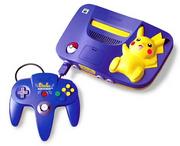 Nintendo 64 Pikachu Edition