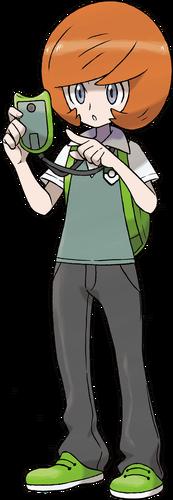 <i>Ilustración de Trovato en Pokémon X y Pokémon Y</i>