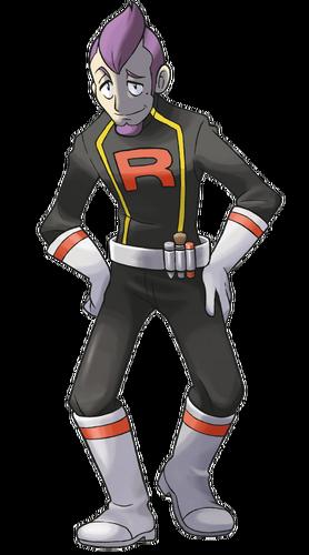 """Ilustración de Petrel en<br /> <a href=""""/es/wiki/Pok%C3%A9mon_Oro_HeartGold_y_Plata_SoulSilver"""" title=""""Pokémon Oro HeartGold y Plata SoulSilver"""" class=""""mw-redirect"""">Pokémon Oro HeartGold y Plata SoulSilver</a>"""