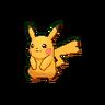 Pikachu XY variocolor hembra