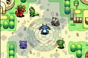 Plaza pokemon