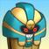 Cara de Cofagrigus 3DS