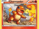 Charmander (Fronteras Cruzadas TCG)