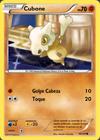 Cubone (Dragones Majestuosos 60 TCG)