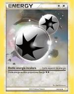 Doble Energía incolora (HeartGold & SoulSilver)