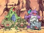 EP541 Pokémon de los esbirros del cliente