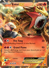 Entei EX (Dark Explorers 13 TCG)