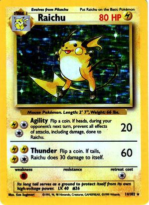 Archivo:Raichu (Base Set TCG).jpg