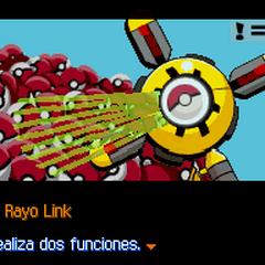 El <b>Rayo Link</b> escaneando <a href=