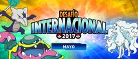 Desafío Internacional de mayo 2017