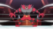 EP1006 Incineroar de Kukui (2)