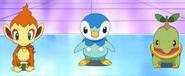 EP470 Pokémon iniciales