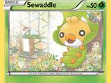 Sewaddle (Nobles Victorias TCG)