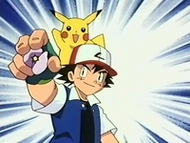 EP110 ¡Ash ha ganado la medalla Estrella Jade!