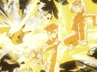 EP132 Pikachu usando Rayo (2)