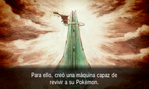 Máquina de revivir Pokémon XY