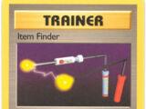 Item Finder (TCG)
