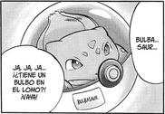 PMS002 Bulbasaur