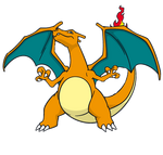 Charizard (dream world) 2
