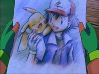 P05 Ash y Pikachu