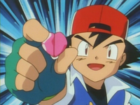 EP032 ¡Ash ha ganado la medalla Alma!