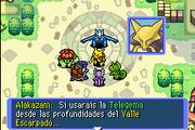 Latios en la Plaza Pokémon