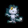 Meowth de Alola SL