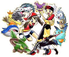Pokémon Special Ruby y Sapphire