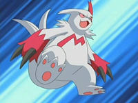 EP520 Zangoose del médium