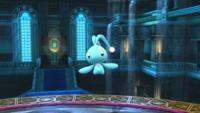 Manaphy SSB4 Wii U