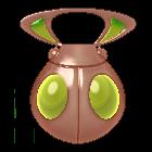 Medalla Insecto