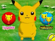 Pikachu en Pokémon Dash