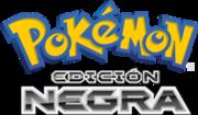 Pokémon Negro logo
