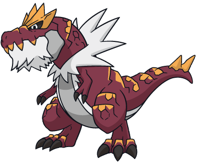 Tyrantrum (dream world)