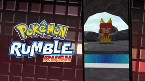 ¡Hora de explorar! Pokémon Rumble Rush