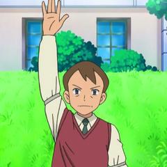 Árbitro Pokémon de la Academia Opelucid/Caolín.