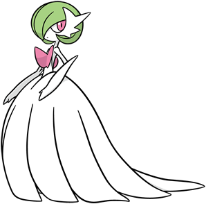 Mega-Gardevoir (dream world)