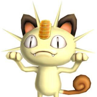 Meowth en <a href=