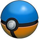 Typing Ball (Ilustración)