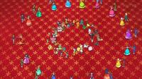 EP908 Entrenadores y Pokémon bailando (3)