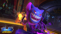Gengar Pokkén Tournament