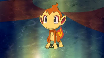 Chimchar de Alice